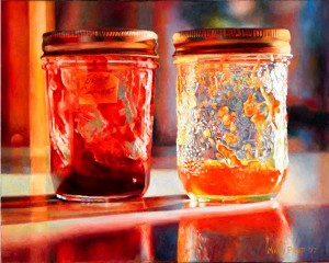 Smears of Jam, Lights of Jelly.