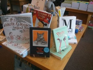The Book Table
