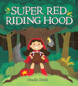 super-red-riding-hood