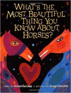 beautiful thing about horses