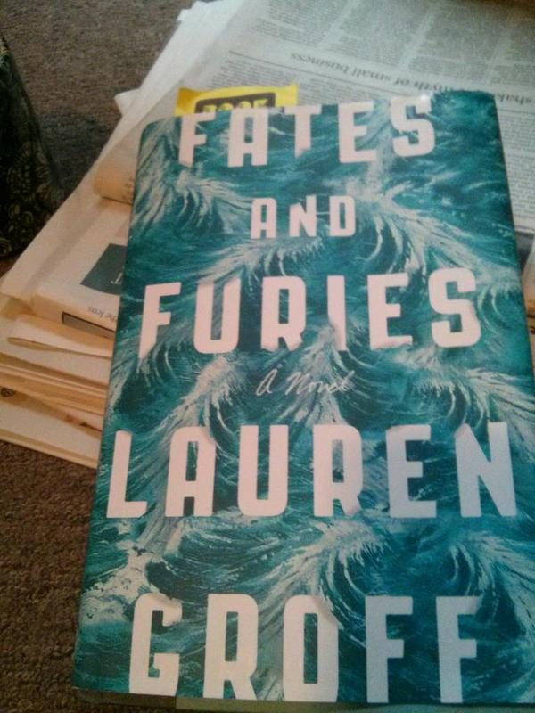 Fates And Furies By Lauren Groff Pickle Me This