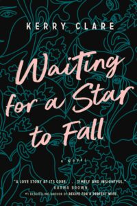 Book Cover WAITING FOR A STAR TO FALL